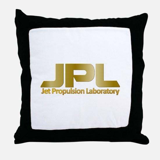 NASA's JPL @ 50 Throw Pillow