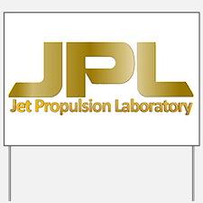 JPL @ 50! Yard Sign