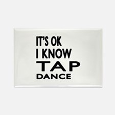 It is ok I know Tap dan Rectangle Magnet (10 pack)