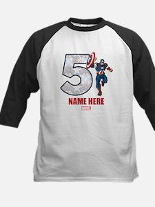 Avengers Captain America Age Tee