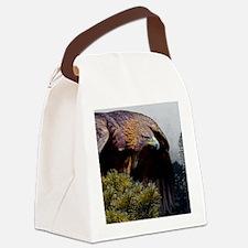 Golden Eagle Canvas Lunch Bag