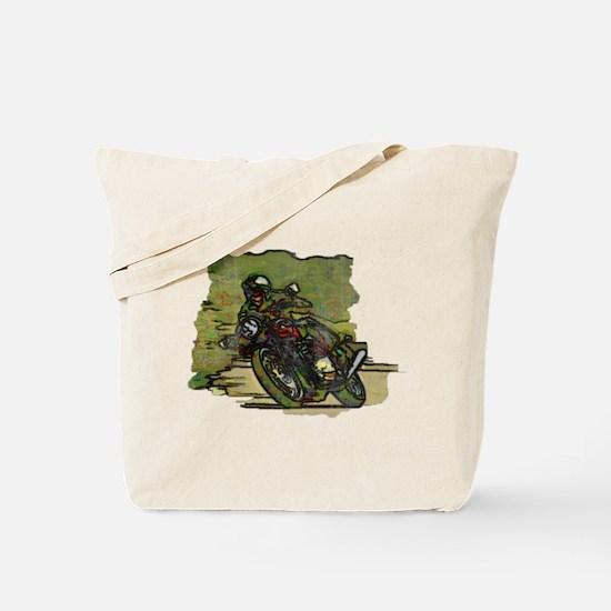 Cafe Racer1 Tote Bag