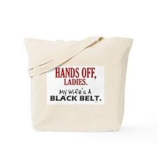 Hands Off Ladies 1 Tote Bag