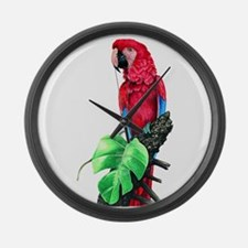 SCARLET Large Wall Clock