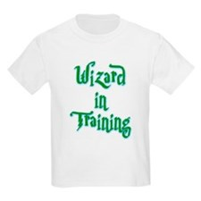 Wizard in Training 1 T-Shirt