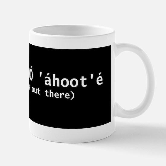 Navajo X Files Mug Mugs