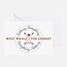 Nashville What Would You Change Greeting Cards