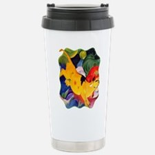 Yellow Cow Travel Mug