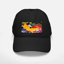 Yellow Cow Baseball Hat