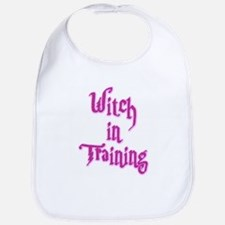 Witch in Training 1 Bib