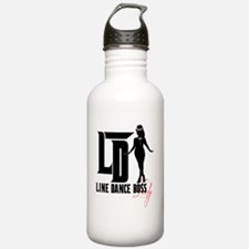 Unique Line Water Bottle