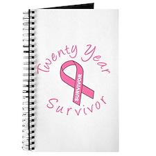 Twenty Year Survivor Journal