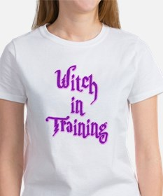 Witch in Training 2 Women's T-Shirt