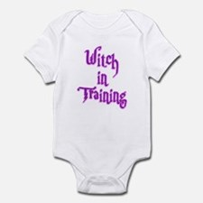 Witch in Training 2 Infant Bodysuit