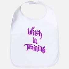 Witch in Training 2 Bib