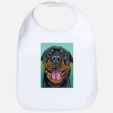 Rottweiler Dog Bib