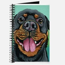 Rottweiler Dog Journal