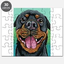 Rottweiler Dog Puzzle