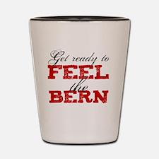 Funny Democratic presidents Shot Glass