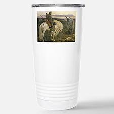 Funny Medieval Travel Mug