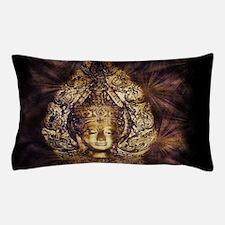 Cute Buddhist symbol Pillow Case