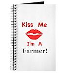 Kiss Me Farmer Journal