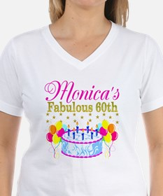 SNAZZY 60TH DIVA Shirt