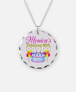 SNAZZY 60TH DIVA Necklace