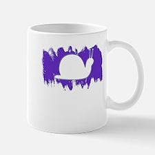 Purple Snail Mugs