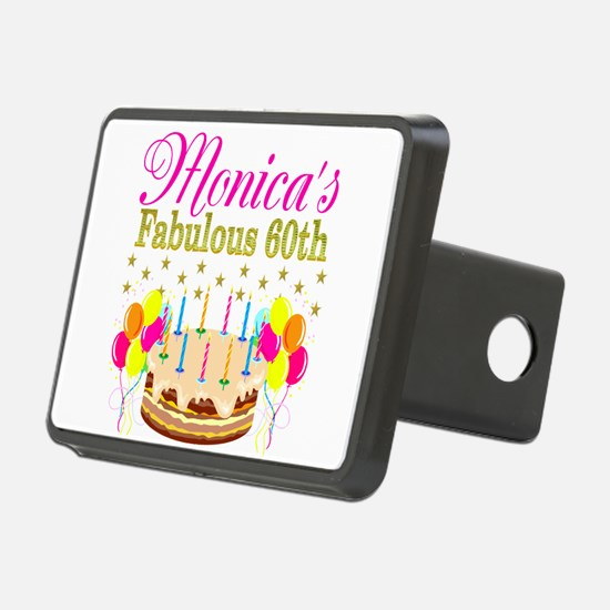 SNAZZY 60TH DIVA Hitch Cover