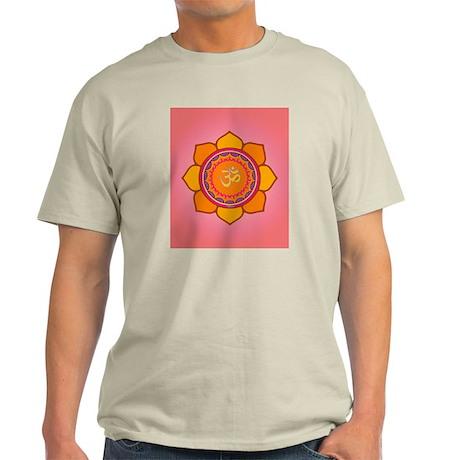 Lotus Aum Light T-Shirt