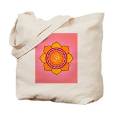 Lotus Aum Tote Bag
