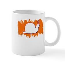 Orange Snail Mugs