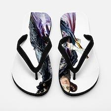 ada lovelace Flip Flops
