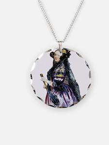 ada lovelace Necklace