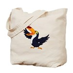Happy Toucan Tote Bag