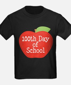 Cool 100th day of school kids T