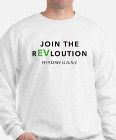 Join the Electric Vehicle Revolutio Sweatshirt