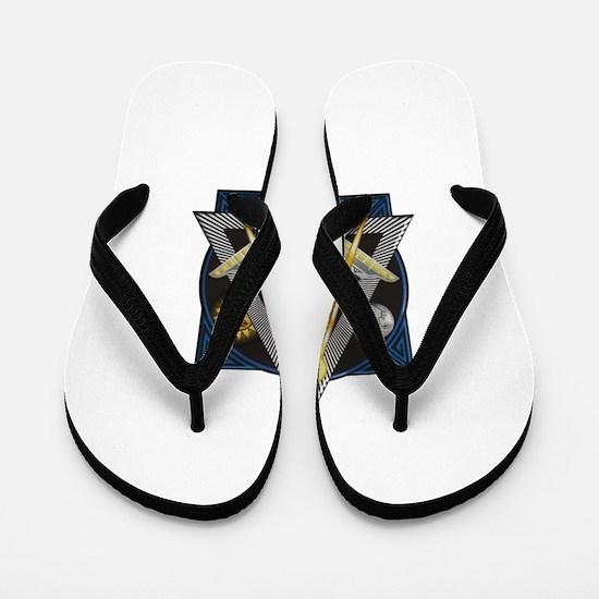 Funny Masonic Flip Flops