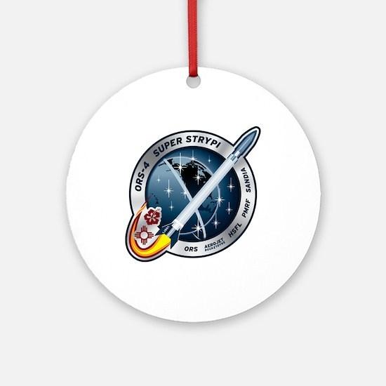 Super Strypi (SPARK) Logo Round Ornament