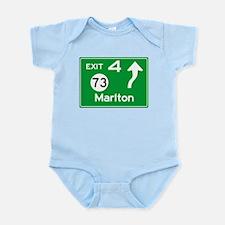 NJTP Logo-free Exit 4 Marlton Body Suit