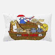 Noah's Ark Pillow Case