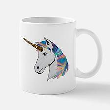 glitter unicorn Mugs