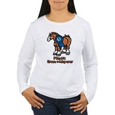 Cool Horse humor T-Shirt