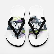 Phoenix Design Flip Flops