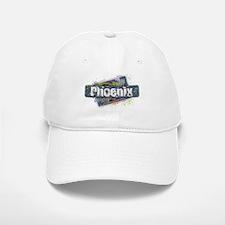 Phoenix Design Baseball Baseball Cap