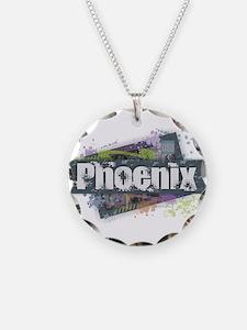 Phoenix Design Necklace
