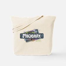 Phoenix Design Tote Bag