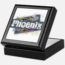 Phoenix Design Keepsake Box