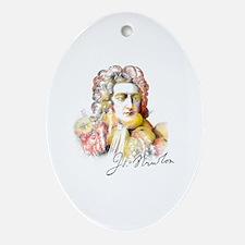 Unique Historical figures Oval Ornament